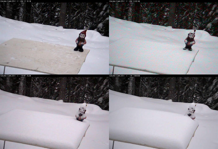 Gnorm the Gnome, Revelstoke Mountain Resort
