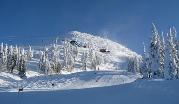 Revelstoke Mountain Resort, British Columbia, Canada