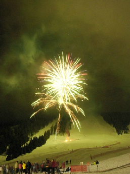Rossland Winter Carnival 2012