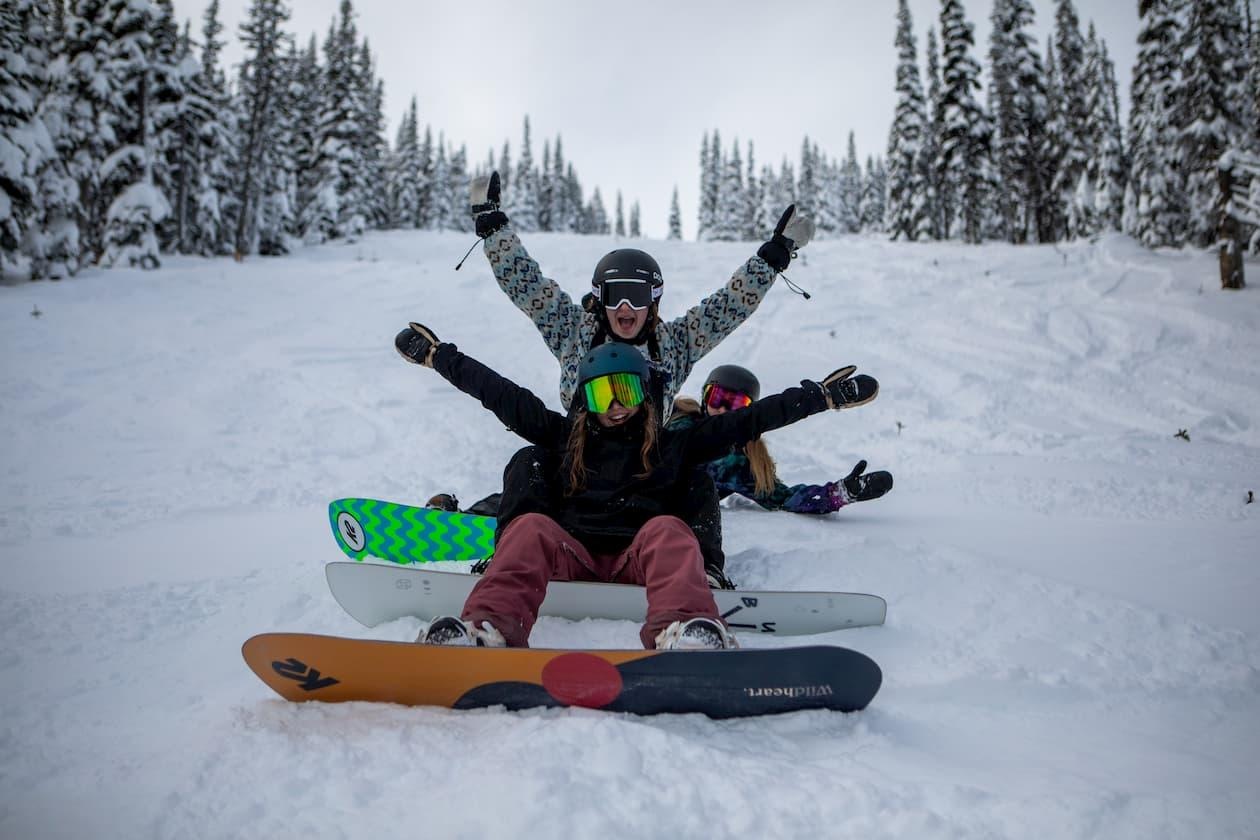 Hudson Bay Ski Resort Smithers Secrets
