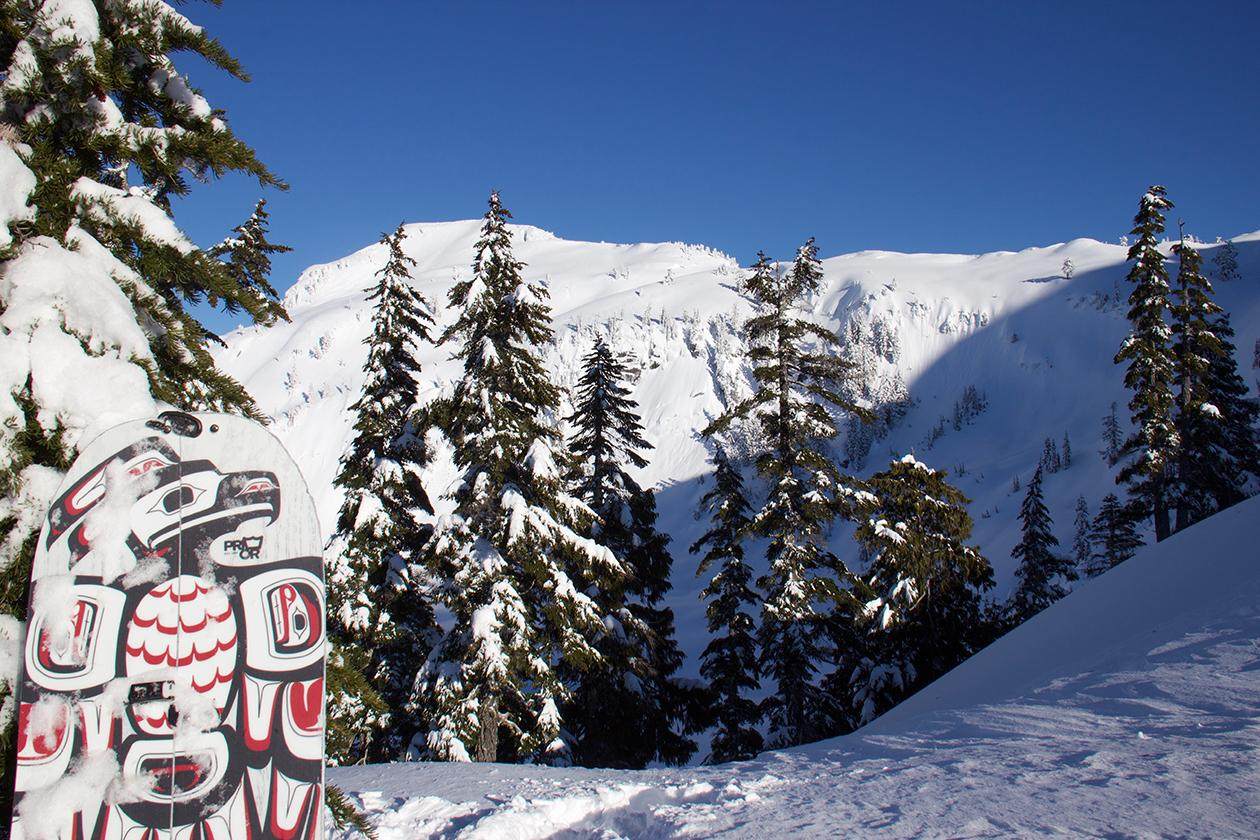 Powell River Skiing
