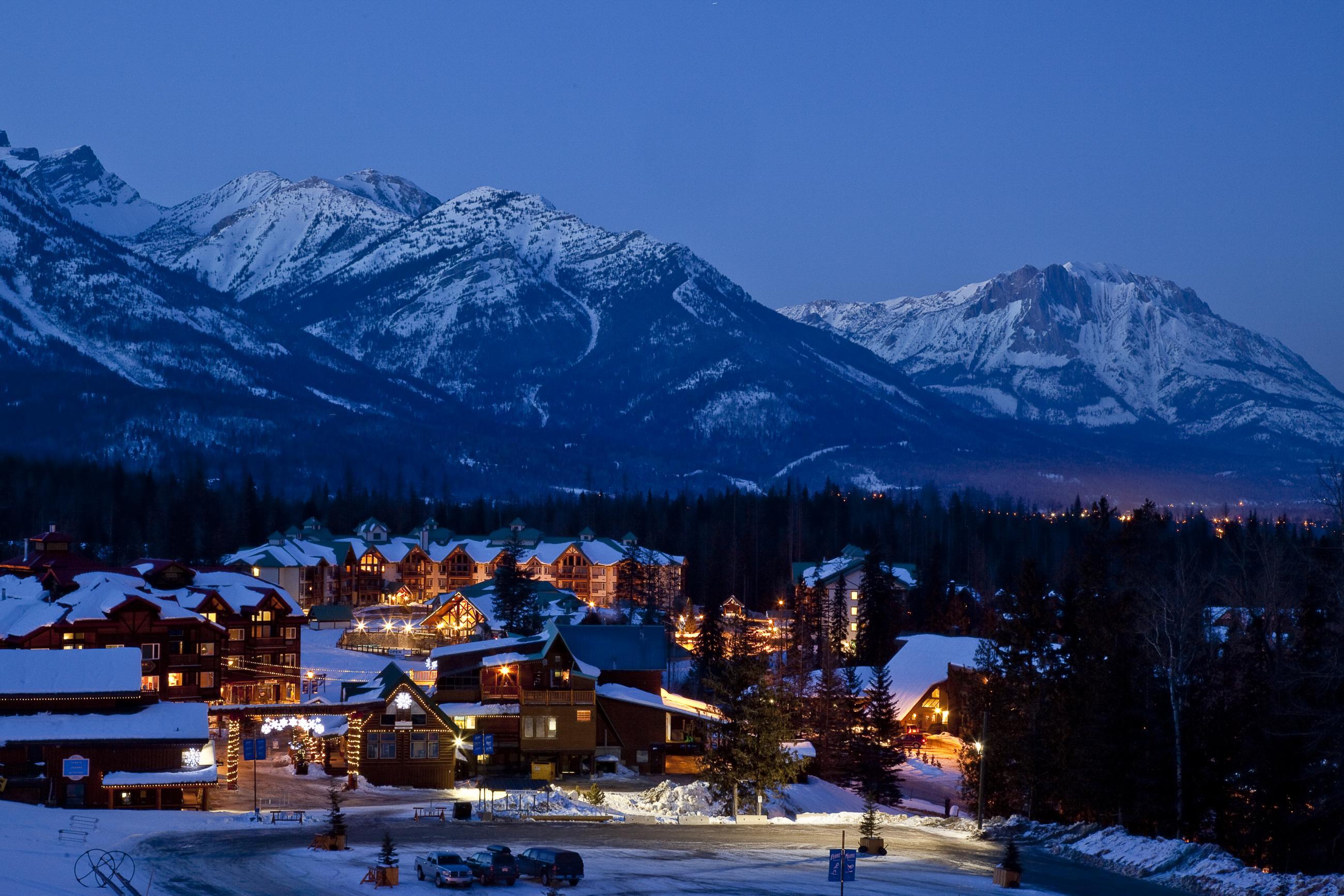 Best Ski Resort Food