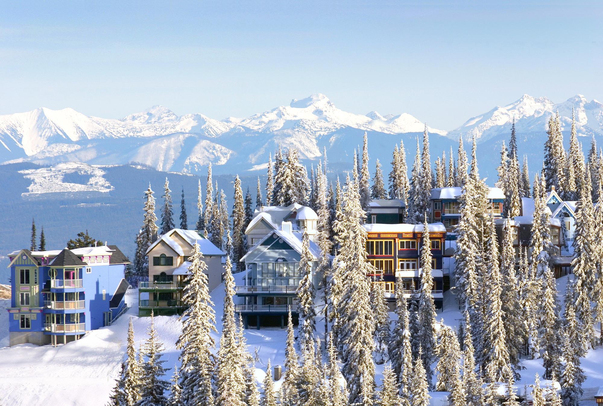 Silverstar Mountain Resort Snowseekers