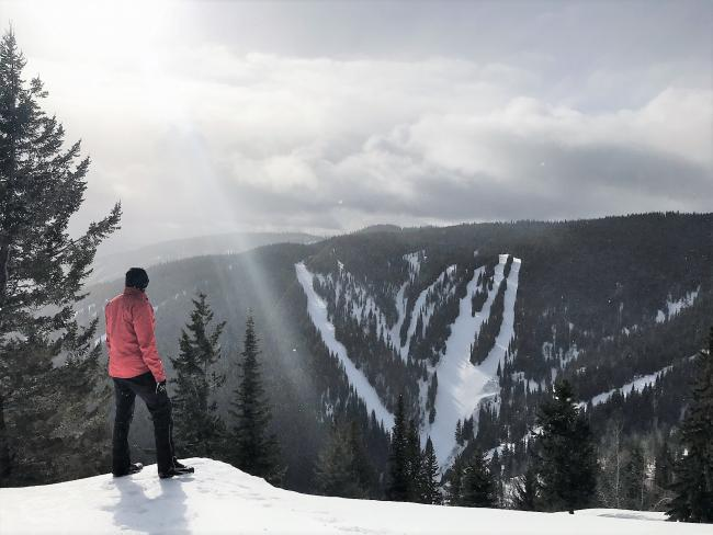 thank you story ski season 2021 SilverStar skiing